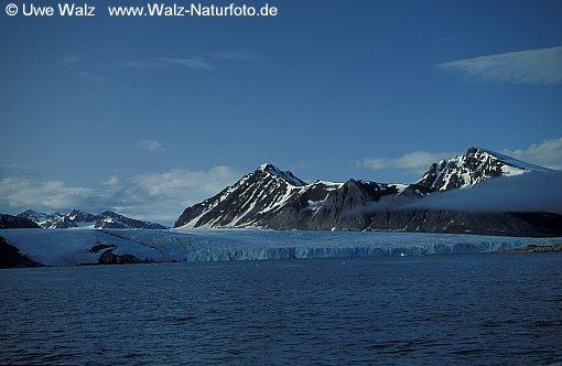 Blomstrand Glacier