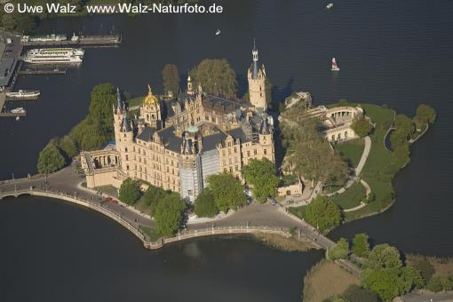 Castle of Schwerin