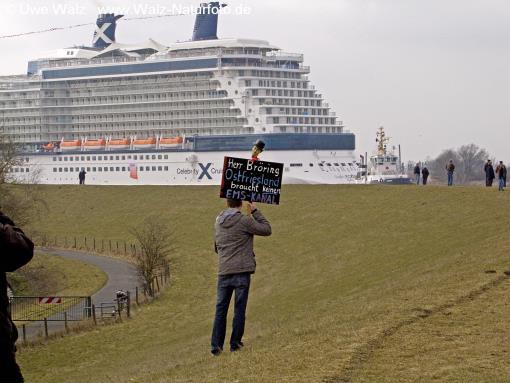 Ship passage Holiday ship Celebrity ECLIPSE