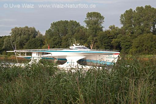 Solar powered boat Turanor PlanetSolar