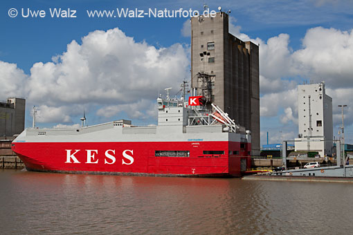 Car carrier KESS ISAR HIGHWAY