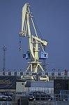 Kai' and crane