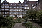 Hamburg, Timber-framed houses