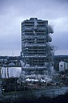 Hamburg, Tower Blasting, Iduna House
