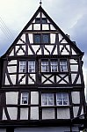 Enkirch,Timber-framed houses
