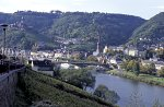Mosel river, vief of Cochem