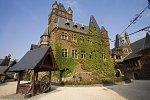 Castle Reichsburg, Cochem, Moselriver