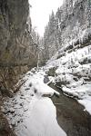 Breitach canyon, Allgäu, Germany