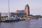 Hamburg Harbor, house for	harbour pilot
