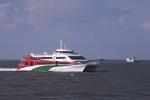 Catamaran HSC Halunder Jet