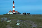 Lighthouse Westerheversand