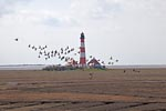 Lighthouse Westerhever