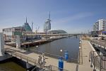 Bremerhaven, Havenwelten