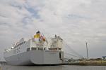Bremerhaven, Autocargo ship