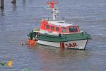 Rescue ship