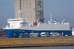 Cargo Ship CITY OF AMSTERDAM