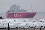 Car carrier KESS EMS HIGHWAY