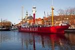 """Emden, Light Vessel  """"Deutsche Bucht"""""""