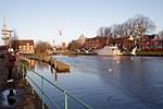 Emden, Inland Harbour