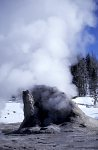 Yellowstone NP, Giant Geyser