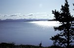 Yellowstone NP, Yellowstone Lake